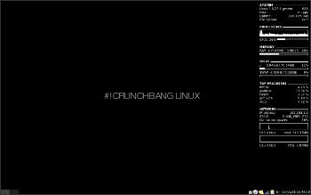 CrunchBang Linux 8.10