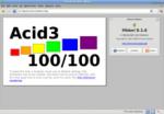 Midori passed ACID3 test